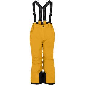 LEGO wear Lwpowai 708 Ski Pants Kids, geel
